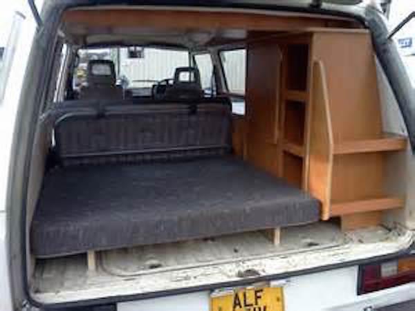 custom interior cabinets vanagon hacks mods vanagonhackscom