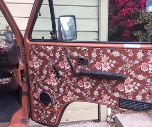 Custom Laser Cut Door Panels
