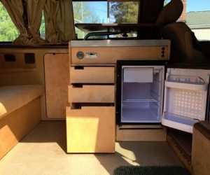 Custom Kitchen Cabinets in a Weekender