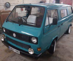 1989 custom camper conversion