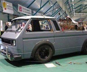 Custom Air Cooled Truck