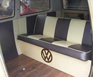 Custom Vanagon Upholstery