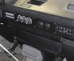 Dash Air for the Vanagon