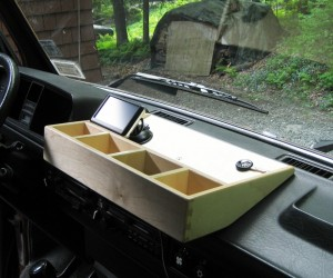 Dashboard Tray