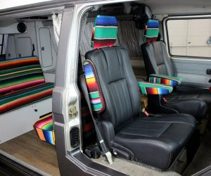 1987 Syncro with Desert Stripe Interior