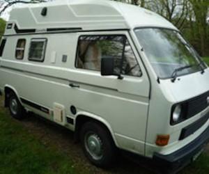 VW Devon Eurovette Camper