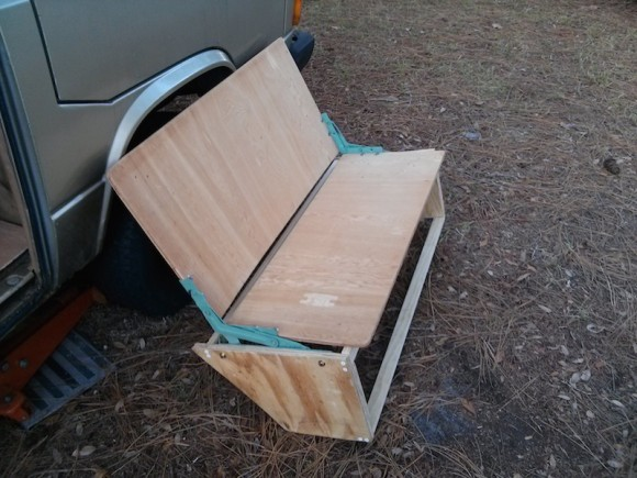 Conversion Van Parts >> DIY Vanagon camper conversion   Vanagon Hacks & Mods ...
