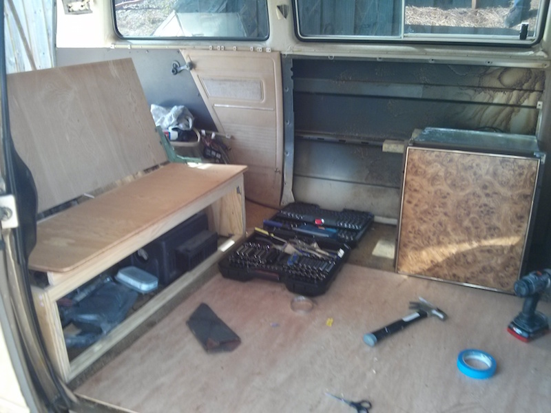 Diy Vanagon Camper Conversion Vanagon Hacks Amp Mods