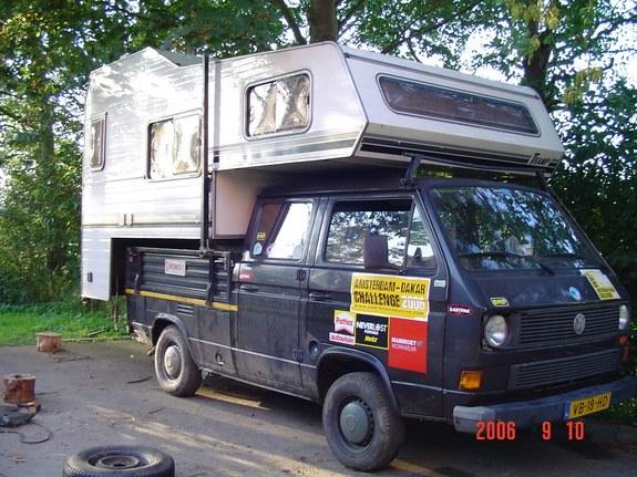 The double cab camper | Vanagon Hacks & Mods ...