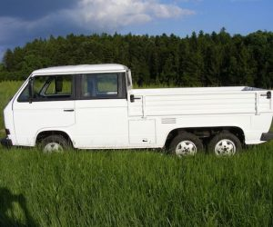 White extended dually Doka