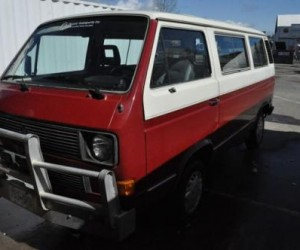Electric Vanagon Conversion