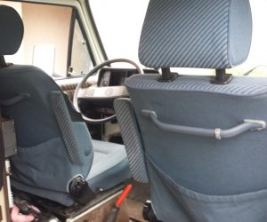 Eurovan seats in a Vanagon
