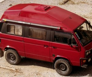 High Top T3 Syncro with Roomy Interior