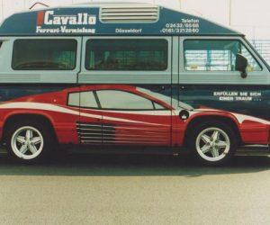 The Ferrari Vanagon