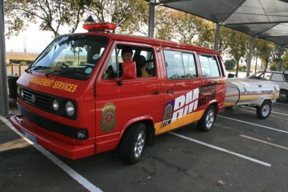Vanagon Fire Trucks