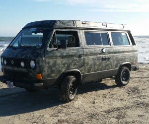 The Floral Vanagon