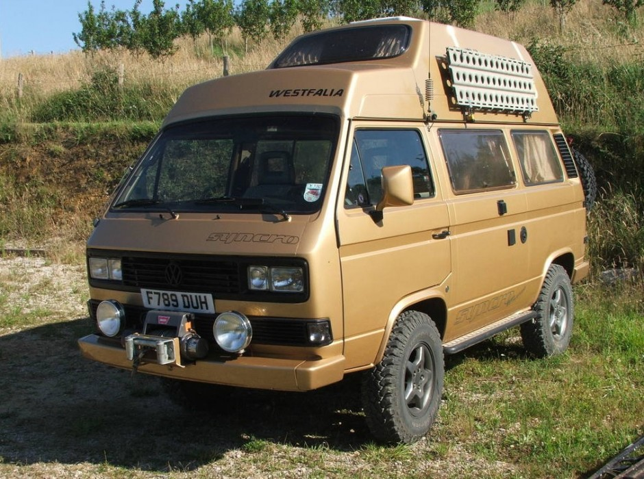 expedition ready 1990 vanagon syncro in gold vanagon. Black Bedroom Furniture Sets. Home Design Ideas