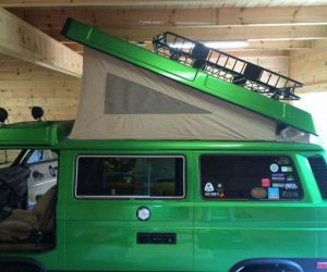 The $15,000 Green Vanagon