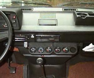 Vanagon gauge setup
