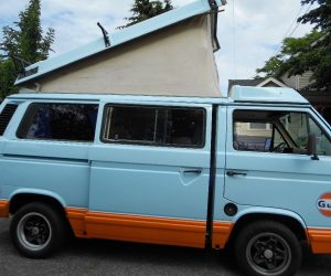 The Gulf Oil Vanagon