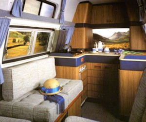 Another VW Holdsworth Variety Interior