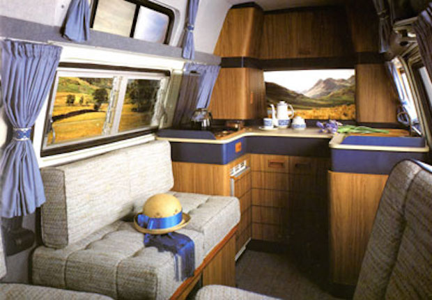 Another Vw Holdsworth Variety Interior Vanagon Hacks