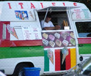 Another Vanagon Ice Cream Truck