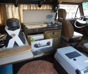 Vanagon Camper Interior Idea