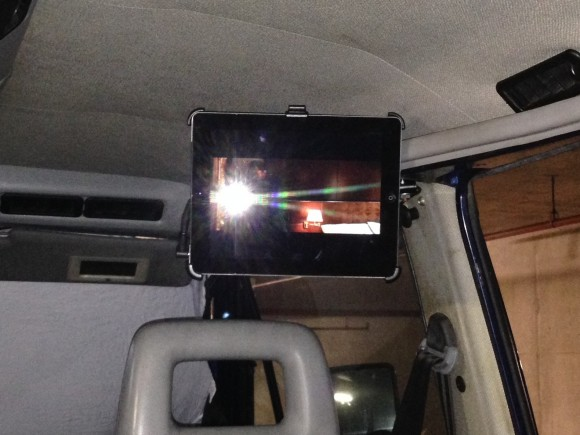 ipad-mounted-in-vanagon