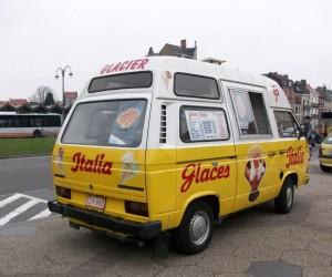 Italian ice cream Vanagon