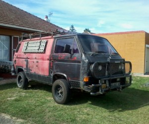 The next junk yard dog Vanagon