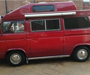 VW T25 Karisma Camper with accessories
