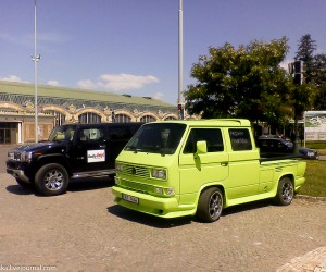 Key lime green T3 Synchro