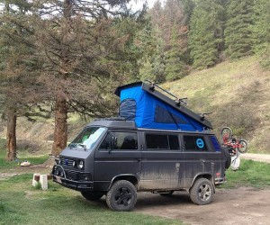 Koda – The custom Vanagon to die for