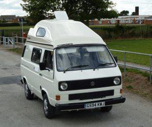 Leisuredrive hightop camper conversion