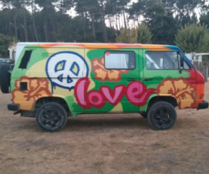 The Hippy Vanagon