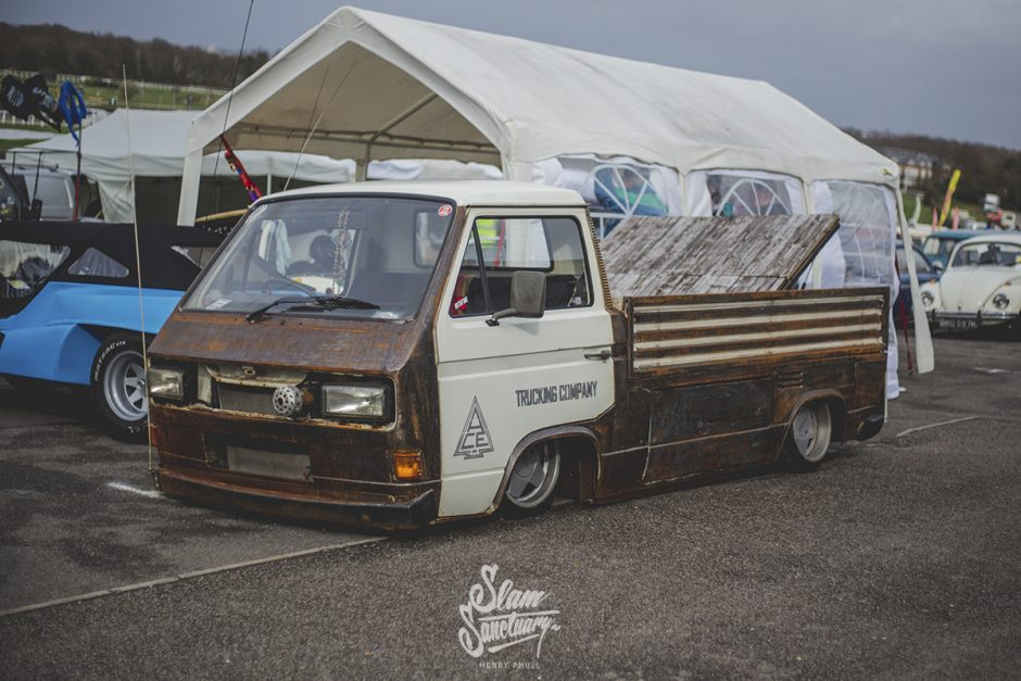 Incredibly low T25 Transporter truck | Vanagon Hacks & Mods – VanagonHacks.com