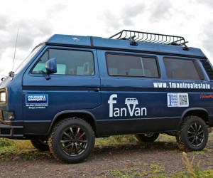 The Maui FanVan Subagon