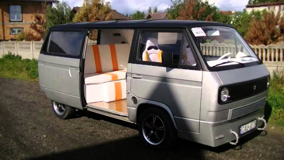 A gorgeous t3 restoration project vanagon hacks mods for Interieur westfalia t3