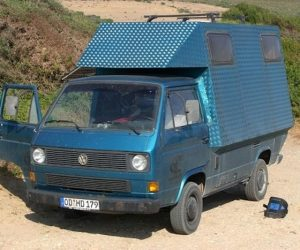Mid-1980s Doka with Custom Camper