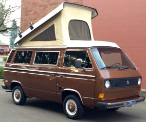 The Milk Chocolate Vanagon