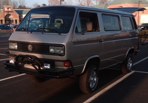 moderate-protection-vanagon-bumper