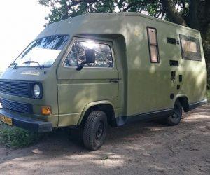 Volkswagen Multimobil Camper