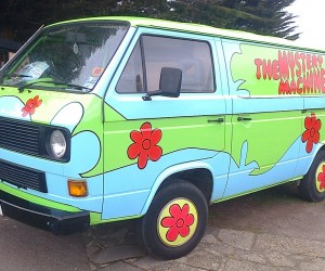 Another Mystery Machine