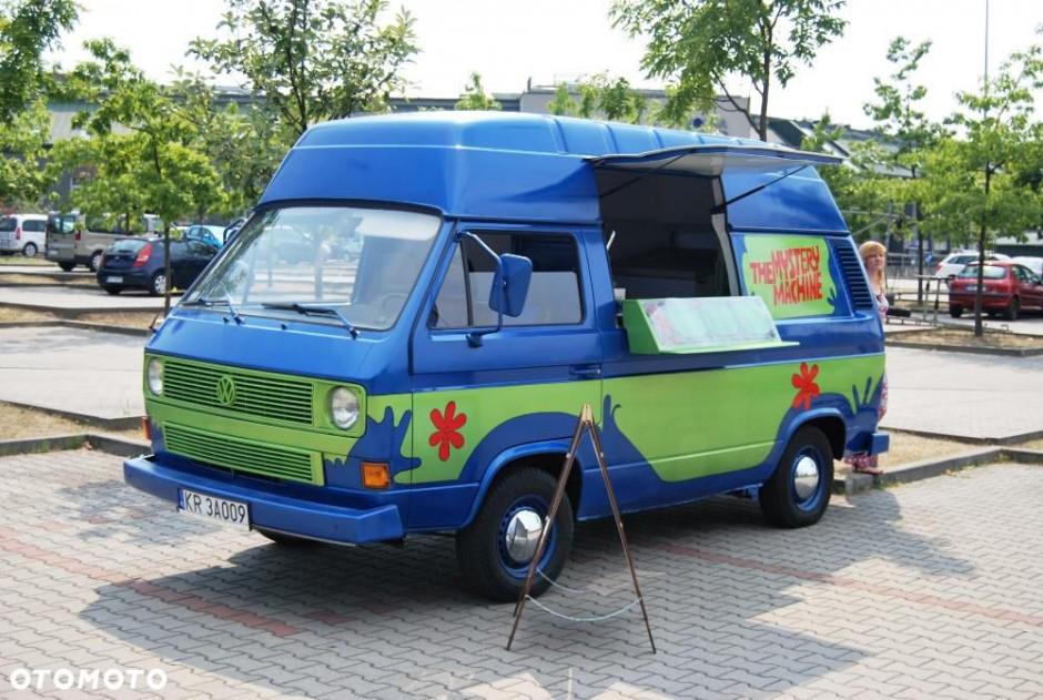 Conversion Van Parts >> High top Mystery Machine food truck | Vanagon Hacks & Mods ...