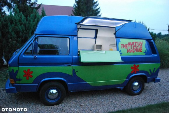 High Top Mystery Machine Food Truck Vanagon Hacks Amp Mods