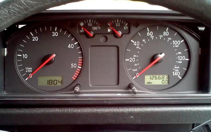 Truck Interior Accessories >> Passat instrument cluster works in a Vanagon   Vanagon ...