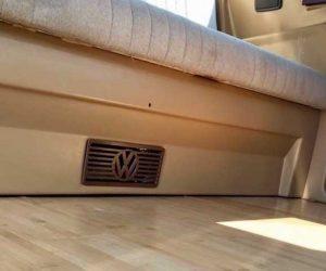 Weekender Custom Rear Heater Cover