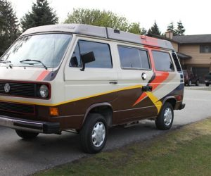 DIY Vanagon paint job