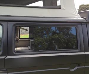 Reversing the sliding windows in your Vanagon